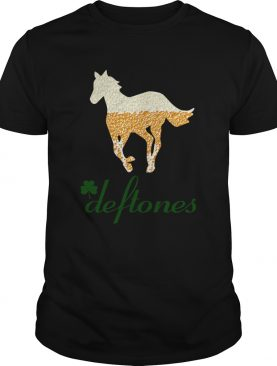 1580994094St Patrick's Day House Deftones shirt