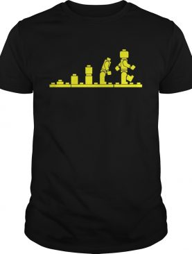 Lego Evolution shirt