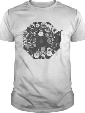 The Legend Drum Set shirt