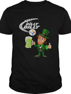 Uncle Sam Dilly Dilly Pittsburgh Steelers shirt