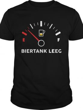 Biertank Leeg shirt