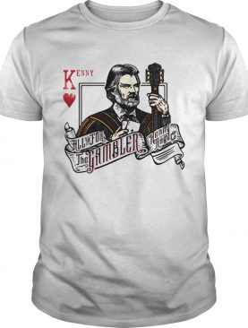 Kenny all in for the gambler henry rogers shirt