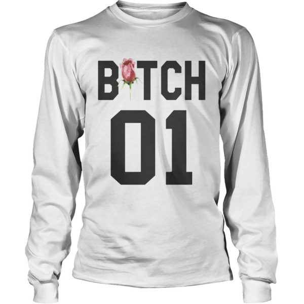 Rose Bitch 01  Long Sleeve