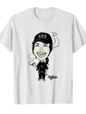 Blunts And Blondes 4 20 20 shirt