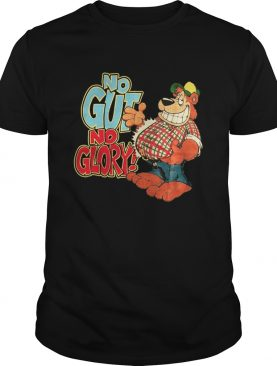 Brophey Wolf No Gut No Glory shirt