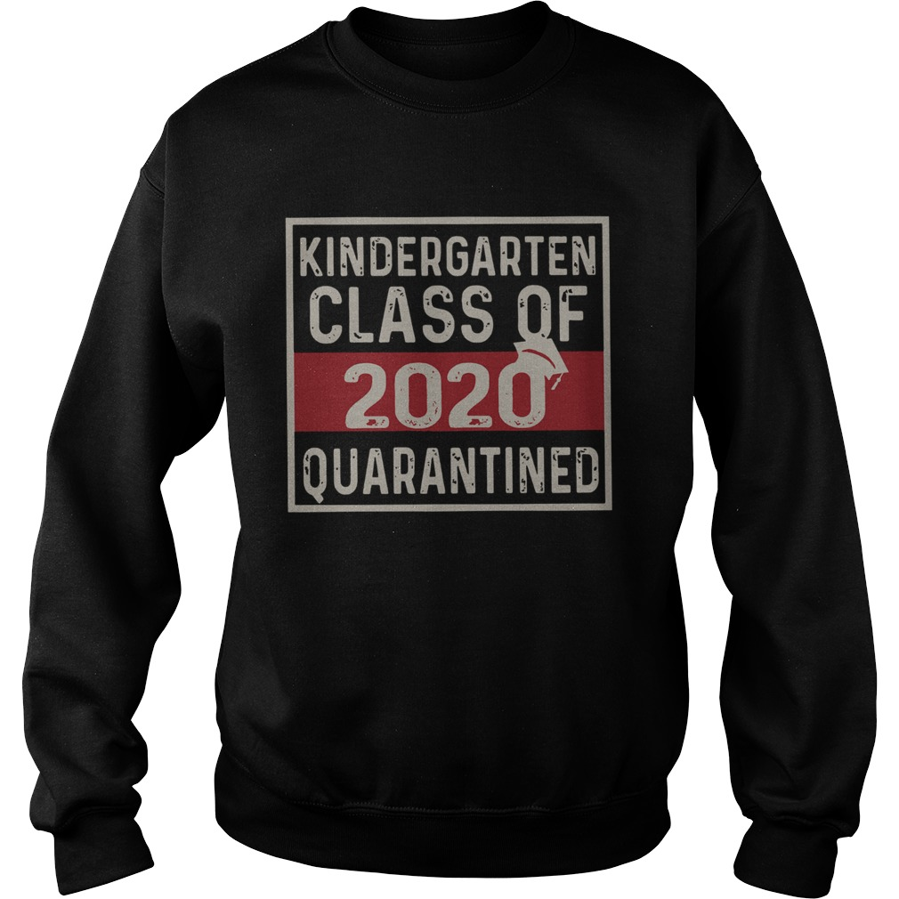 Kindergarten Class Of 2020  Sweatshirt