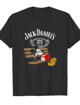 Mickey Mouse Drink Jack Daniel's shirt