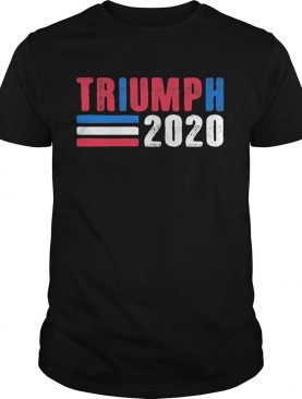 Brand New Triumph 2020 shirt