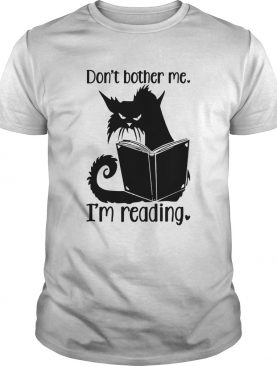 Dragon dont bother me im reading shirt