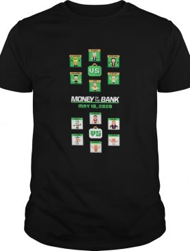 Money in the bank may 2020 8bit tower shirt