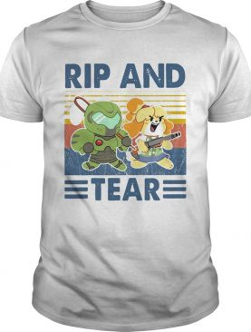Rip And Tear Vintage shirt
