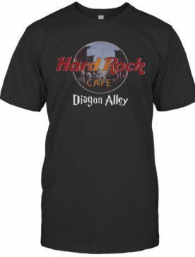 Hard Rock Cafe Diagon Alley T-Shirt