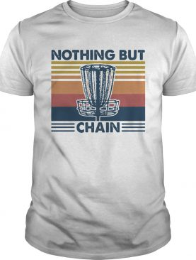 Lacrosse nothing but chain vintage retro shirt