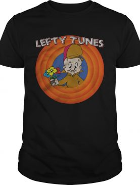 Lefty Tunes shirt