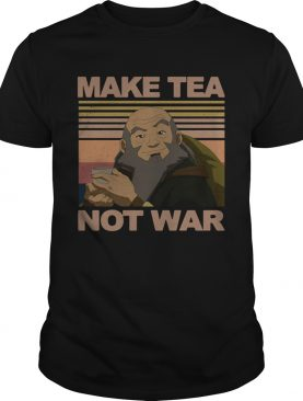 Make Tea Not War Vintage shirt