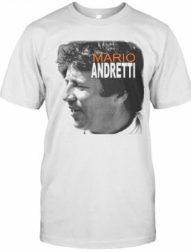 Mario Andretti Racing Athletes Picture T-Shirt