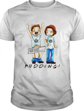 Sam And Dean Winchester On My Pudding shirt