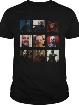 Horror Chapter What Women Look For In A Man shirt