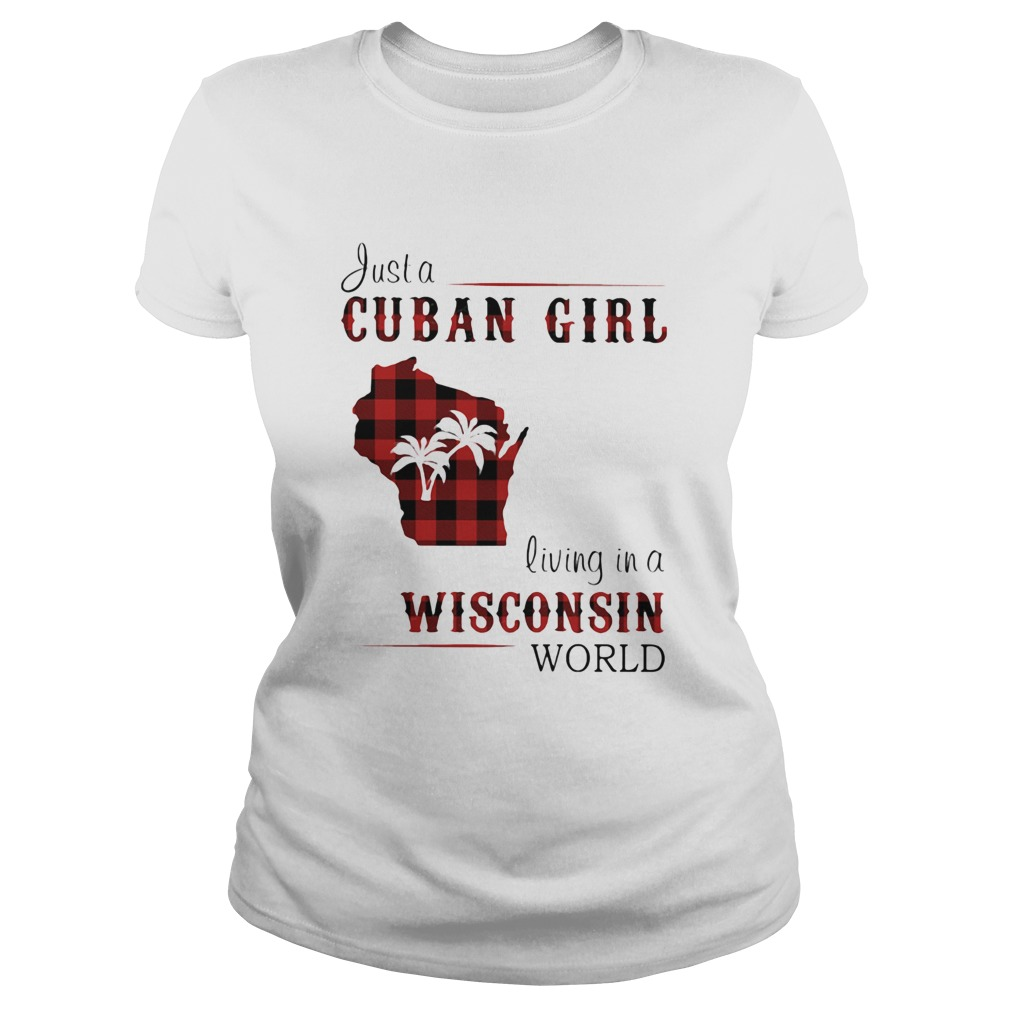 Just a cuban girl living in a wisconsin world  Classic Ladies