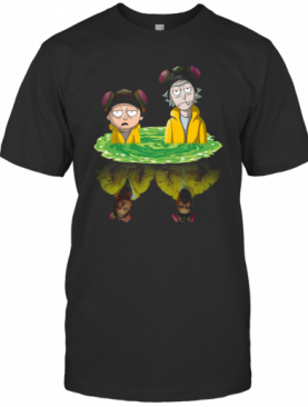 Rick And Morty Walter Jesse Breaking Bad T-Shirt