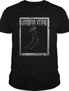 Umbra viate foot white shirt