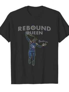 Awesome Sylvia Fowles Rebound Queen 2020 shirt