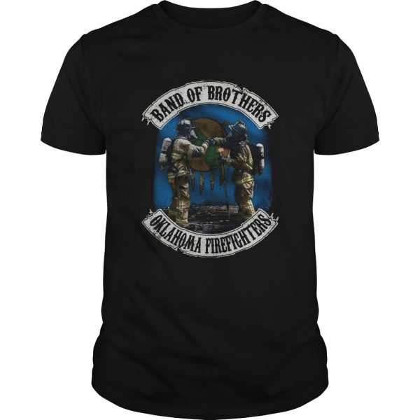 Band Of Brothers Oklahoma Firefighters shirt