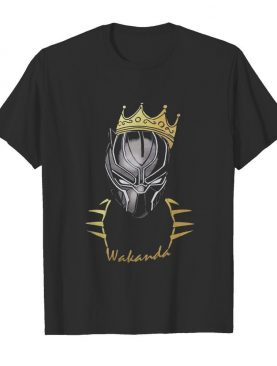 Black panther rip chadwick Boseman wakanda power king shirt