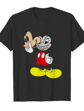 Happy halloween mickey mouse shirt