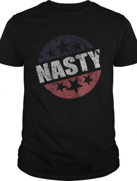 Nasty Woman Votes Feminist Election Voting Gift shirt