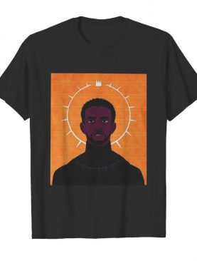 Rip Black Panther Chadwick Boseman Thank You For The Memories shirt