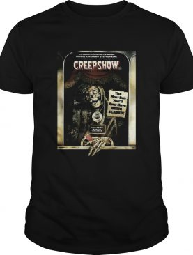 Skeleton creepshow the most fun youll ever have being scared shirt