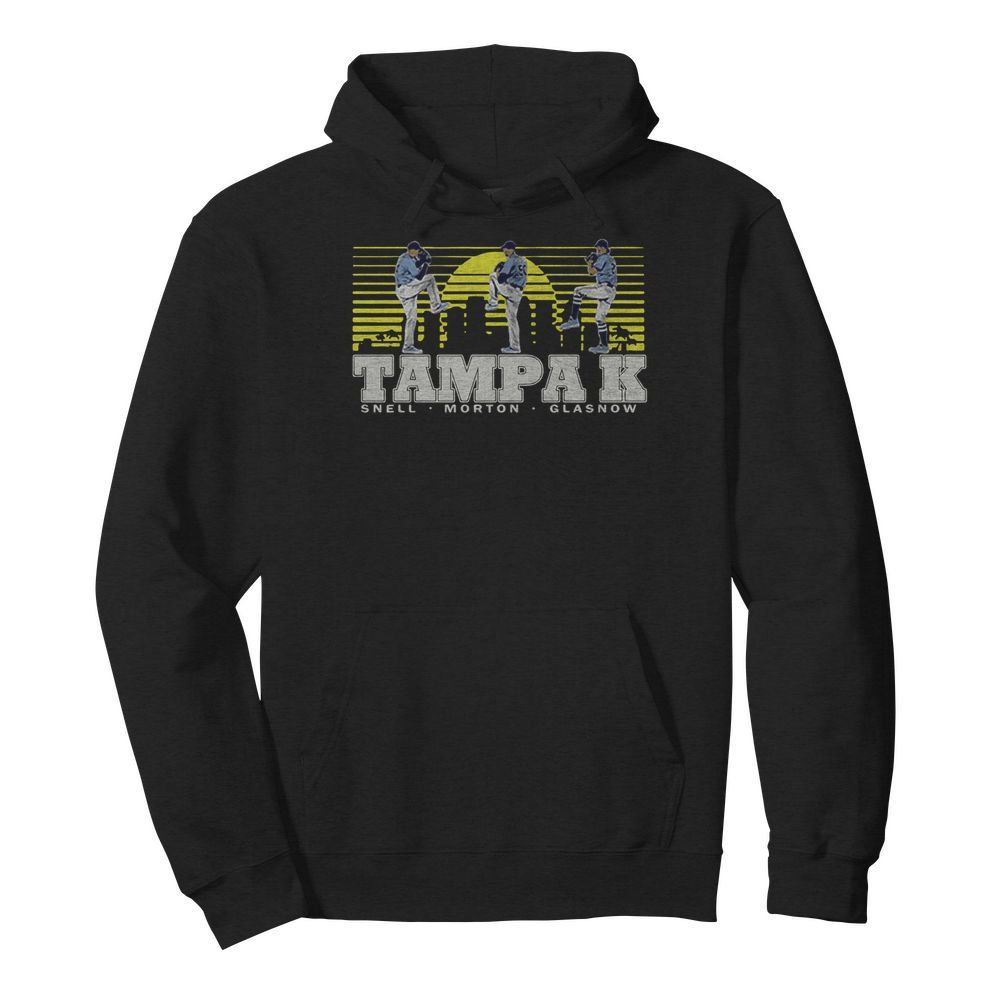 Snell- Morton- Glasnow- Tampa K Official  Unisex Hoodie