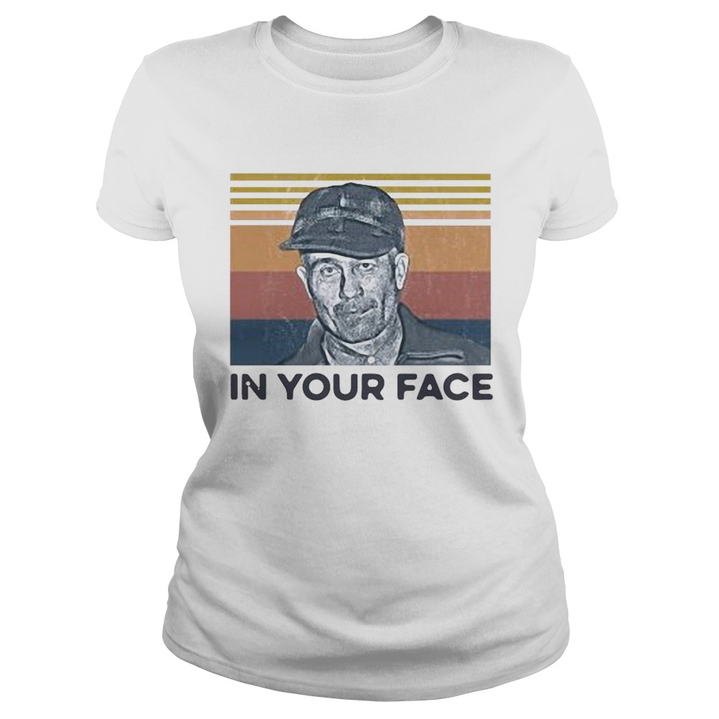 Ed Gein In Your Face Vintage  Classic Ladies
