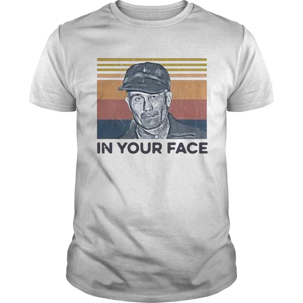 Ed Gein In Your Face Vintage  Unisex
