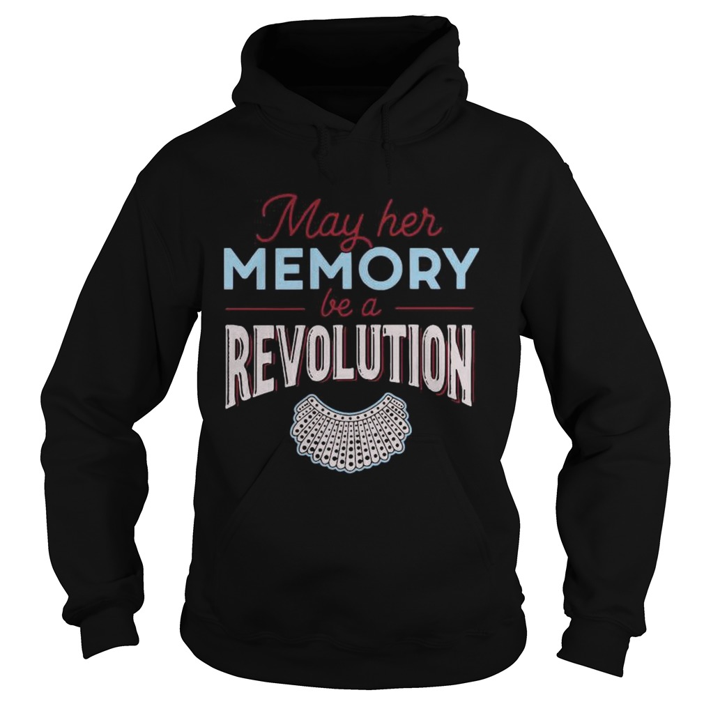 May Her Memory Be A Revolution  Hoodie
