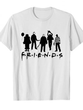 Official Friends Halloween shirt