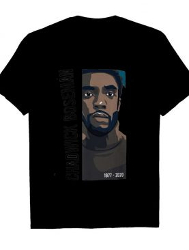 Rip chadwick black panther 1977 2020 art shirt