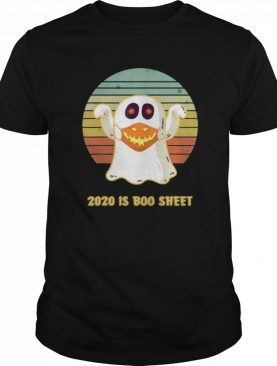 This Year Is Boo Sheet Funny Ghost Boo Halloween 2020 Sucks shirt