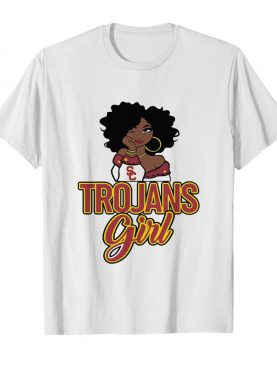 Women USC Trojans Girl shirt
