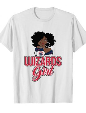 Women Washington Wizards Girl shirt