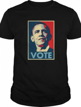 Obama Don't Boo Vote shirt