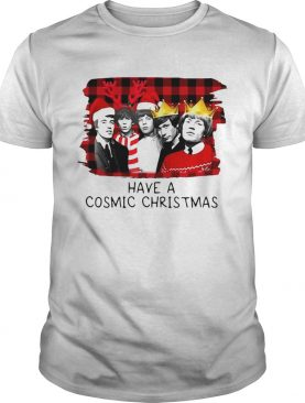 1606562070The Rolling Stones Have A Cosmic Christmas shirt