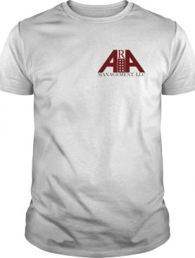 AA Management shirt