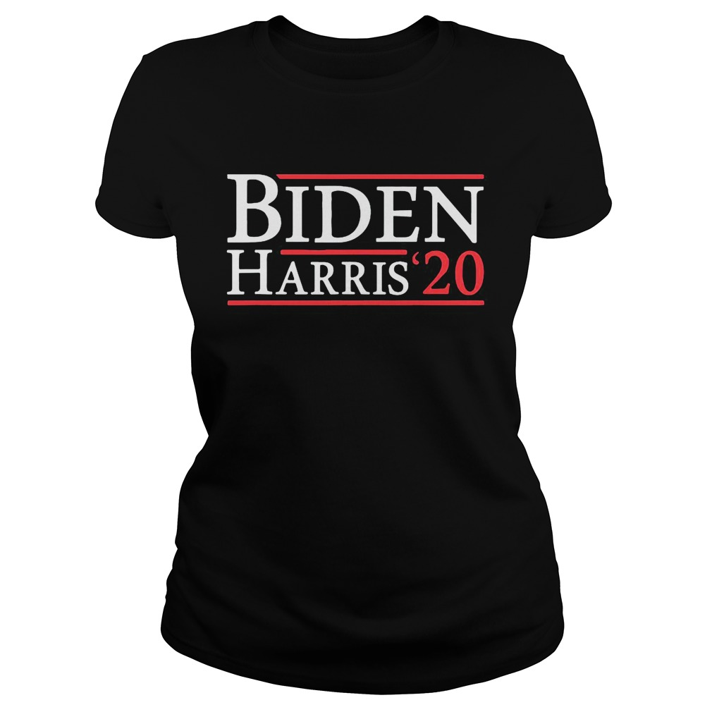 Biden Harris 2020  Classic Ladies