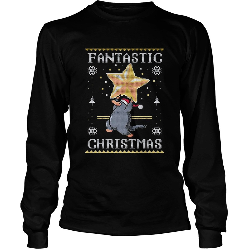 Fantastic Christmas Ugly  Long Sleeve