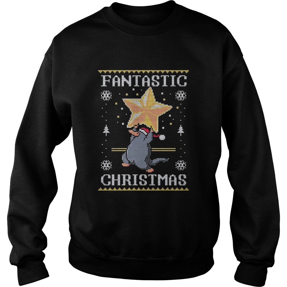 Fantastic Christmas Ugly  Sweatshirt