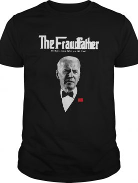 Joe Biden The Grandfather Hell Give You A Ballot You Can Reuse shirt