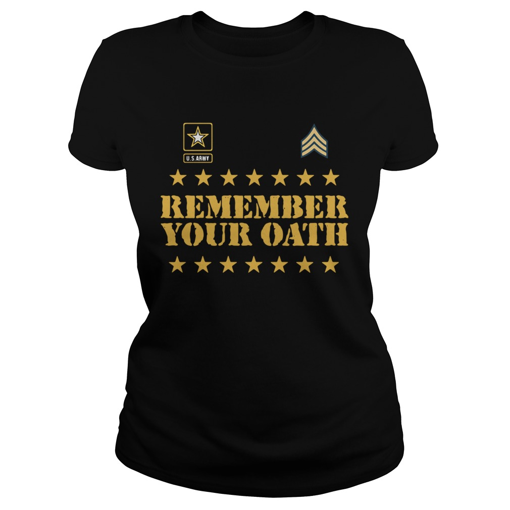 Remember Your Oath  Classic Ladies
