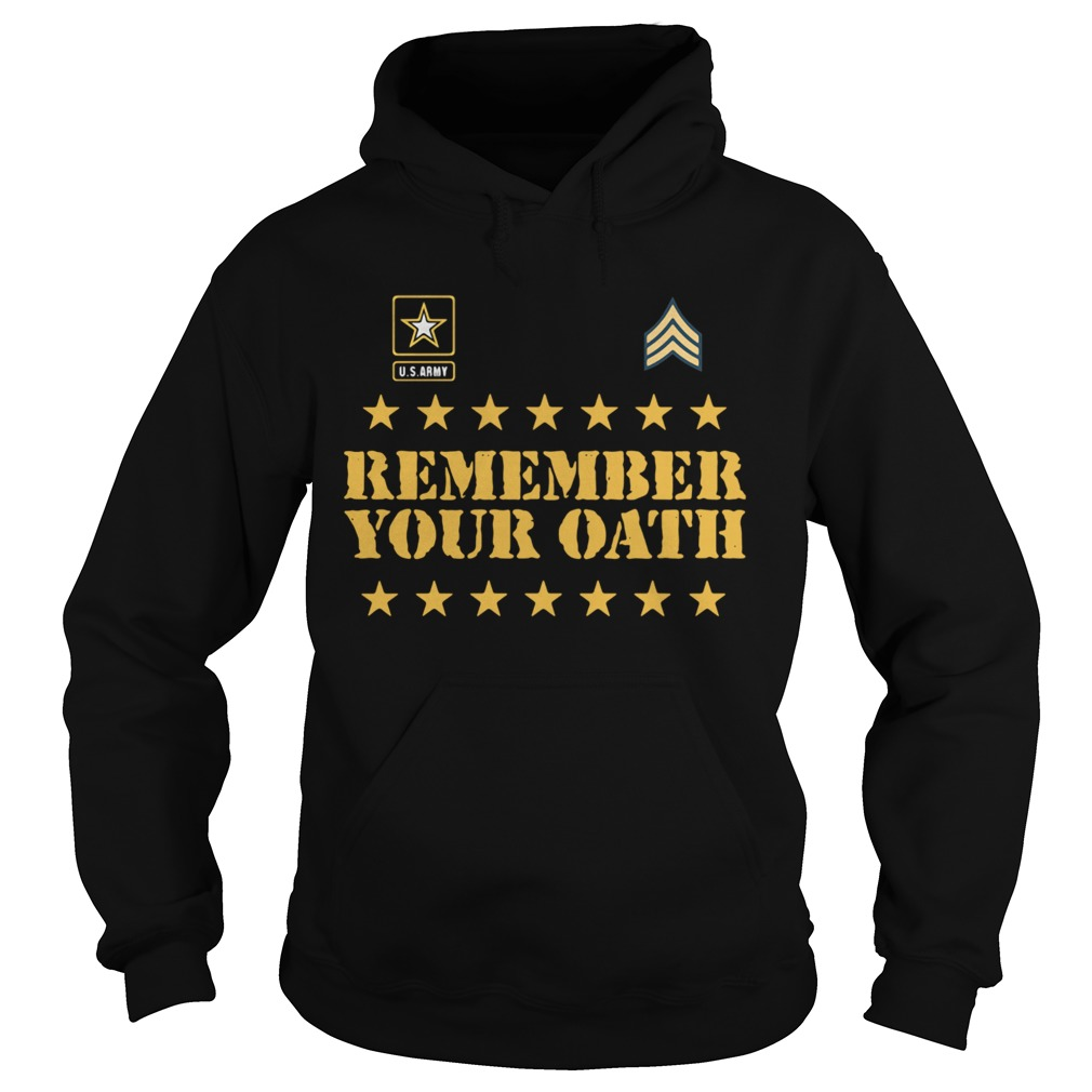 Remember Your Oath  Hoodie